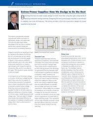 High Res PDF - Extron Electronics