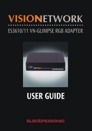 VN-Glimpse - Extron Electronics