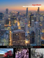2012 The Outlook for Energy: A View to 2040 – U.S. ... - ExxonMobil