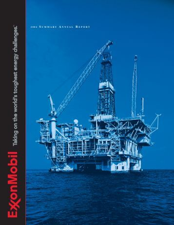 2004 Summary Annual Report - ExxonMobil