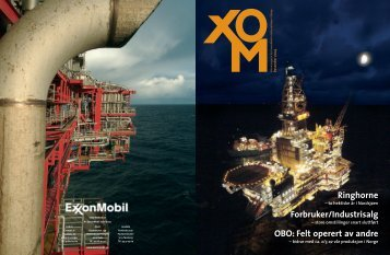 Ringhorne Forbruker/Industrisalg OBO: Felt operert av ... - ExxonMobil
