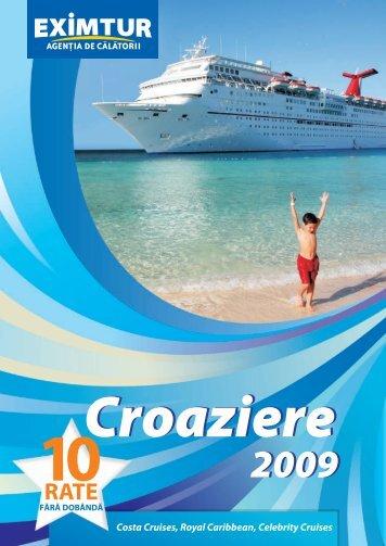 Catalog Croaziere.indd - Eximtur