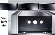 Verstärker Integriert 98 - ASR Audio Systeme Friedrich Schäfer