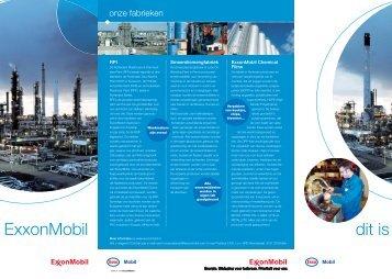 dit is ExxonMobil - ExxonMobil Benelux