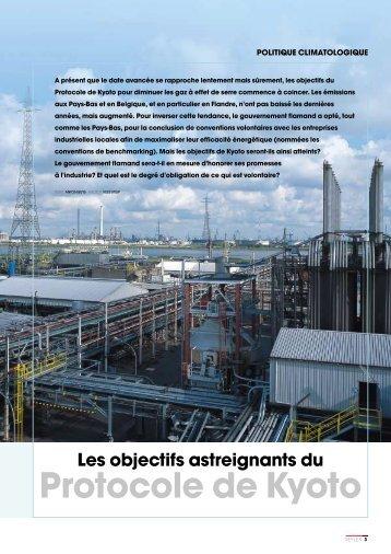 Protocole de Kyoto - ExxonMobil
