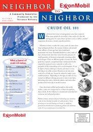 Baytown Complex Fact Sheet - ExxonMobil