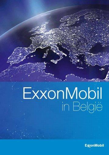 ExxonMobil in België - Esso