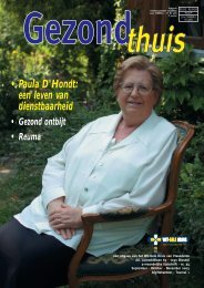 • Paula D'Hondt: een leven van dienstbaarheid - Eyes-e-tools