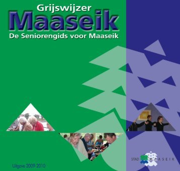 # Maaseik seniorengids.indd - Eyes-e-tools
