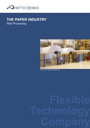 THE PAPER INDUSTRY - Eyes-e-tools