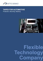 TAPES FOR AUTOMOTIVE - Eyes-e-tools
