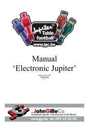 Manual 'Electronic Jupiter' - Eyes-e-tools