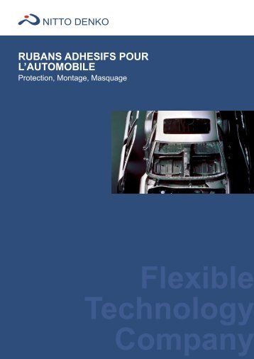 RUBANS ADHESIFS POUR L'AUTOMOBILE - Eyes-e-tools