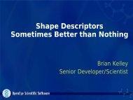 pdf 1.95M - OpenEye Scientific Software