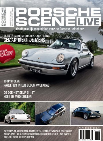 Porsche Scene live - EZ Power Steering