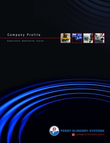 Company Profile - Forum Energy Technologies