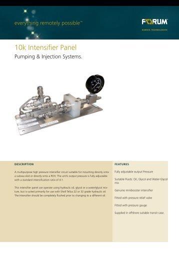10k Intensifier Panel - F-e-t.com