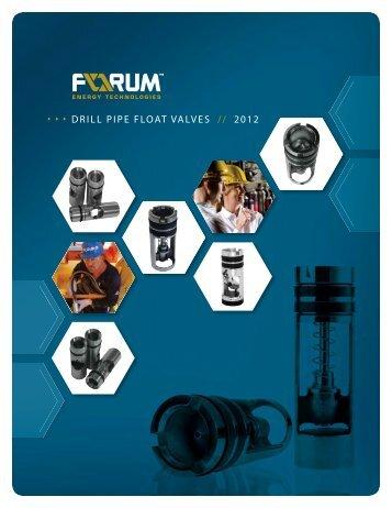 FOR122 DPFV Catalog_011912.indd - Forum Energy Technologies