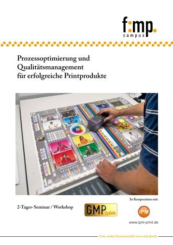 Prozessoptimierung und Qualitätsmanagement für erfolgreiche ...
