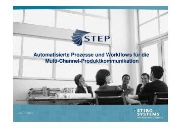 Automatisierte Prozesse und Workflows für die Multi-Channel ...