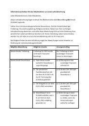 Informationsschreiben für Arbeitnehmer zur ersten ... - Finanzamt