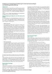 Anleitung Steuerentlastung für Unternehmensvermögen - Finanzamt