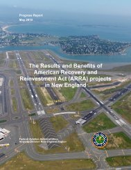 American Recovery and Reinvestment Act (ARRA), May 2010 ... - FAA