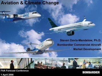 Aviation & Climate Change - FAA
