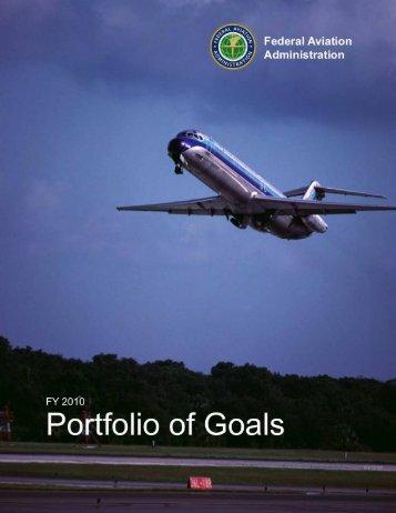 PORTFOLIO OF GOALS - FAA