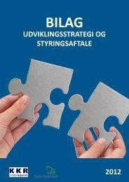 udviklingsstrategi og styringsaftale 2012 - Faaborg-Midtfyn kommune