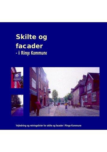 Skilte og facader - Faaborg-Midtfyn kommune