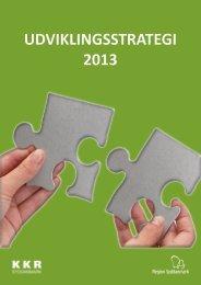 Udviklingsstrategi 2013 - Faaborg-Midtfyn kommune