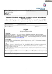 Skema til ansøgning om anlæg af faskine (pdf-fil) - Faaborg-Midtfyn ...