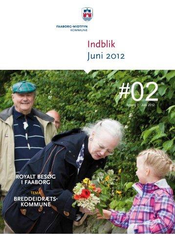 Indblik Juni 2012 - Faaborg-Midtfyn kommune