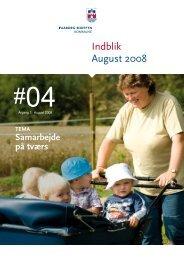 Indblik August 2008 - Faaborg-Midtfyn kommune