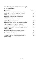 Eksterne forslag til ny drift og anlæg (pdf-fil, åbner i nyt vindue)