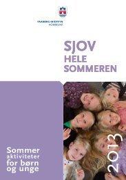 SJOV HELE SOMMEREN - Faaborg-Midtfyn kommune