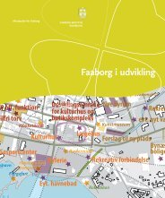 Masterplan for Faaborg - Faaborg-Midtfyn kommune