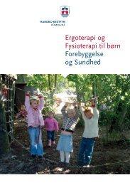 Ergoterapi og fysioterapi til børn - Faaborg-Midtfyn kommune