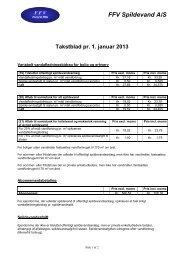 Spildevand - FFV A/S (pdf-fil åbner i nyt vindue) - Faaborg-Midtfyn ...