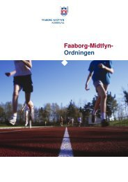 Faaborg-Midtfyn- Ordningen - Faaborg-Midtfyn kommune