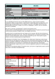 Interaktive tavler - Budget anlæg 2012 - Faaborg-Midtfyn kommune