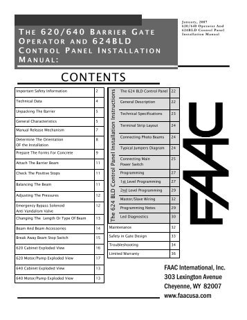 620 640 with 625bld install manualpub faac usa?quality=85 640 with 625bld install manual pub faac usa  at creativeand.co