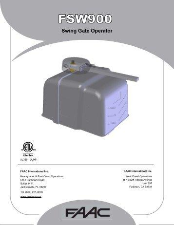 fsw900 installation manual apdf faac usa?quality\=85 faac 401mps wiring diagram,mps \u2022 indy500 co  at n-0.co