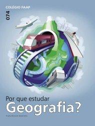 Por que estudar Geografia - Faap