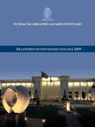 Relatório de Atividades Sociais 2009 - Faap