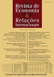 A adoção no Brasil das normas internacionais de ... - Faap