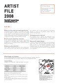 dossier de presse - anglais (pdf) - Page 3