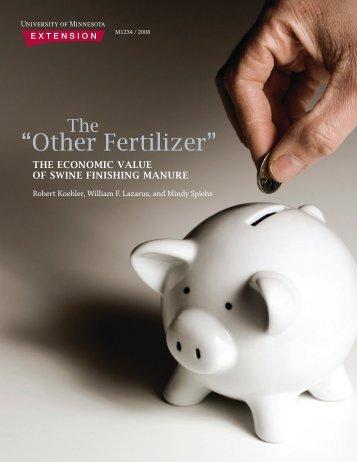 ?Other Fertilizer? - University of Minnesota Extension Service