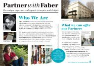 download our prospectus - Faber and Faber